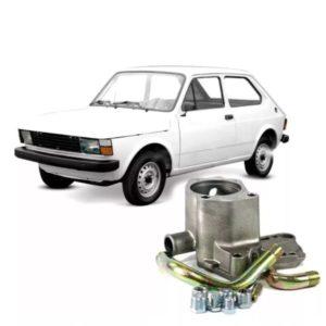 Carcaça Válvula Termostática Fiat 147 - 1050-1300 - 74 até 88